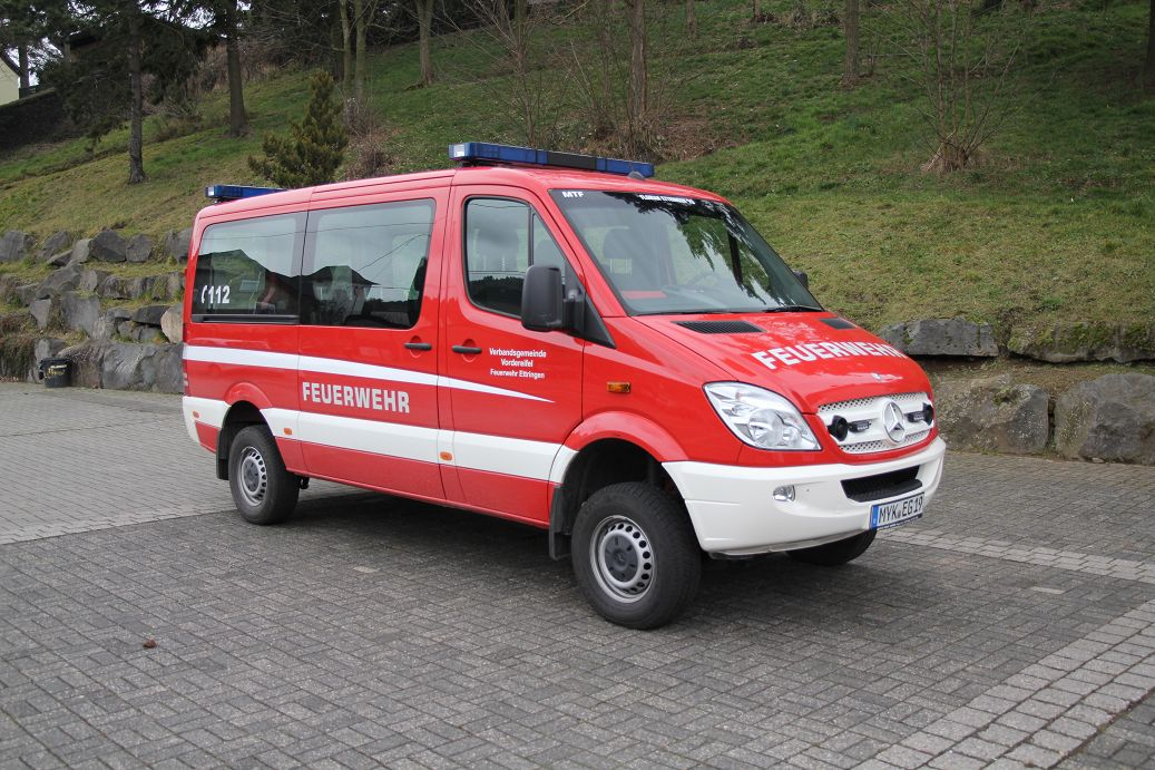 MTF Feuerwehr Ettringen